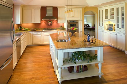youre bored of your old kitchen then get on your heels and renovate the heart of your home through hassle free ideas only a well designed well organized - Kitchen Expos